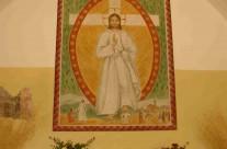Fresque «Croix Glorieuse»