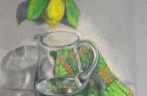 Pastel citrons