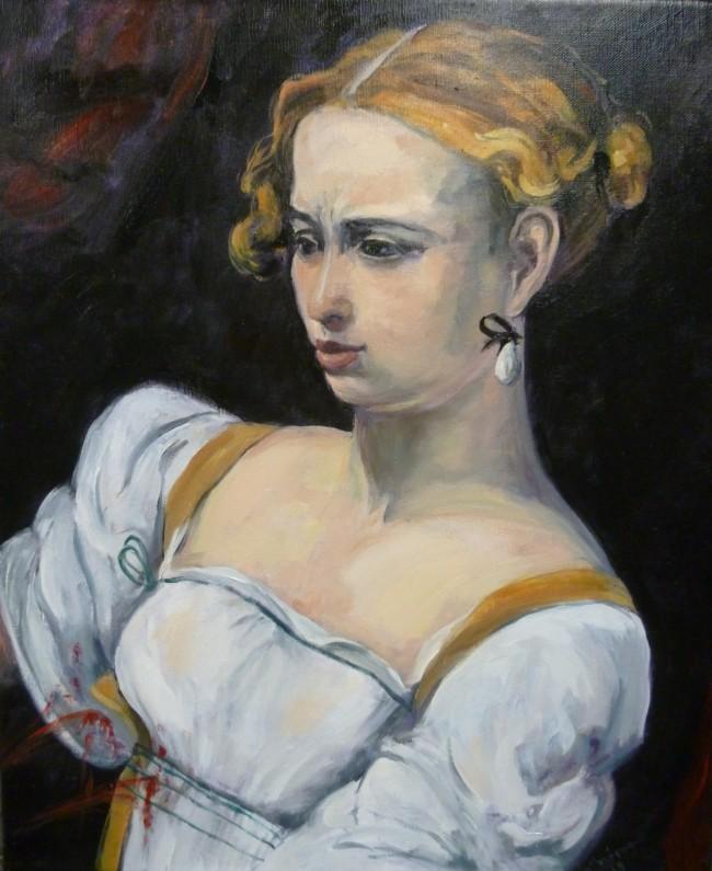 Judith (d'après Caravage)