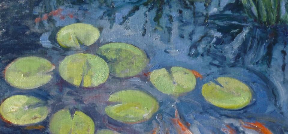 Le bassin d'Hélène